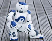 робот Nao (Aldebaran Robotics)